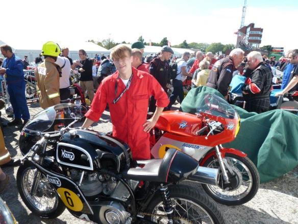 Classic TT 2013 Race day (5)